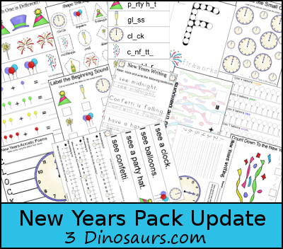 Making New Years Resolutions with your Kids- Free Printable ...