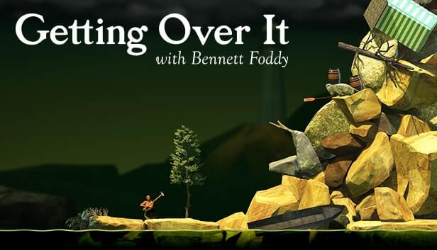 Getting Over It with Bennett Foddy - Download PC Game + Crack