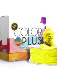 Filamento ABS Premium 1.75mm Yellow Electric