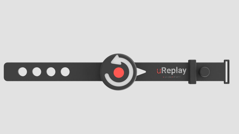 [object object] uReplay – Em desenvolvimento Bora mudar design v4 2