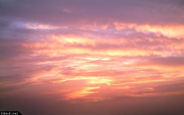 Seamless Sunset Texture