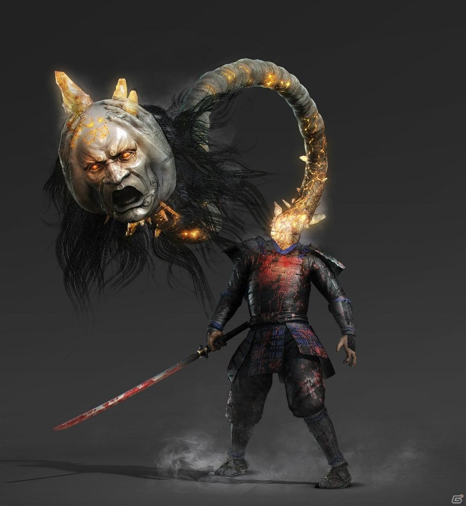 PS4《仁王》在線對戰模式《仕合》&新角色怪物公開_第3頁_www.3dmgame.com