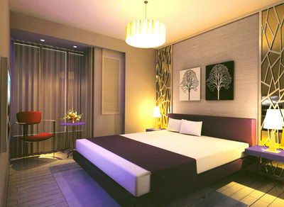 Bedroom model for medium room 3D Model Download,Free 3D ... on Model Bedroom Interior Design  id=20434