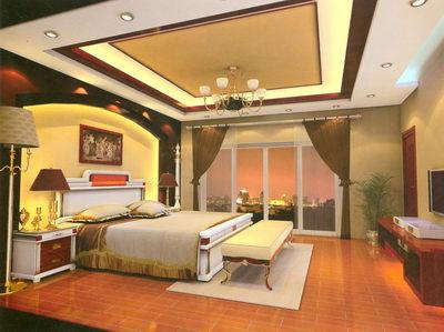 Royal Style Bedroom 3D Model Download,Free 3D Models Download on Model Bedroom Interior Design  id=75685