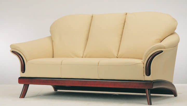 3D Models Over The Yellow Sofa At Home Including