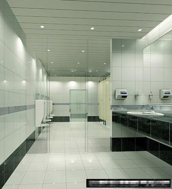 Model of public toilet 3D Model Download,Free 3D Models ... on Model Toilet Design  id=60625