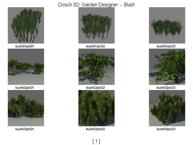 Garden Trees Forests 3D Model DownloadFree 3D Models Download