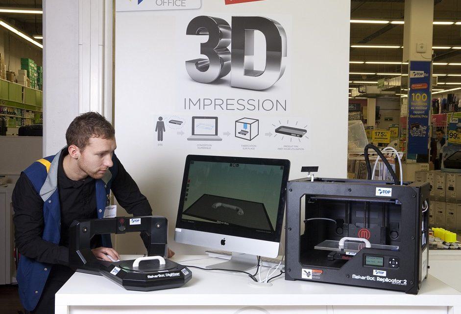 Plus De 750 Projets Dimpression 3D En Un An Pour Top