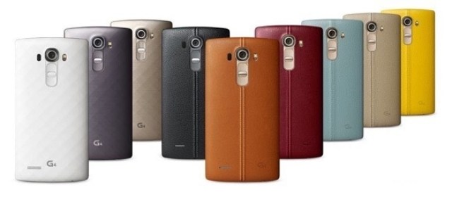 LG G4 World Premiere Flagship Smartphone Specification
