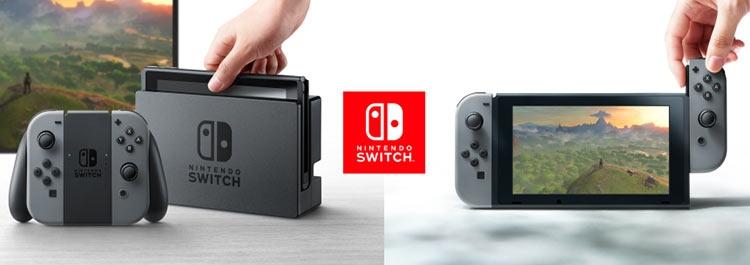 Nintendo Switch: быстрее Wii U, но слабее Xbox One