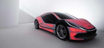 Automotive stampa 3D