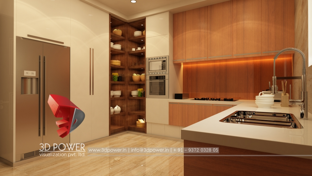 Kitchen Interior Design Standards