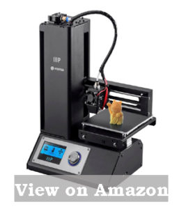 Monoprice Select Mini (Black) 3D Printer V2