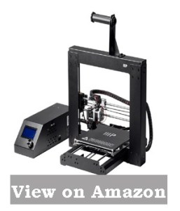 "Monoprice Maker Select 3D Printer V2 with Large heated 8"" x 8"" x 7"" Build Plate"