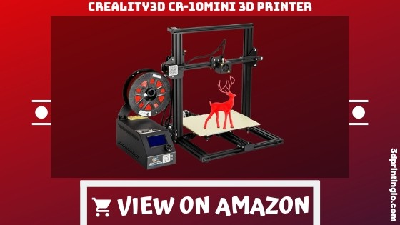Creality 3D CR-10Mini - Cheap 3D Printer 2019