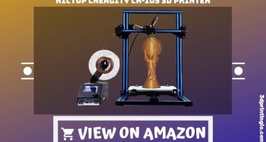 HICTOP Creality CR-10 3D Printer Review Prusa I3 DIY Kit