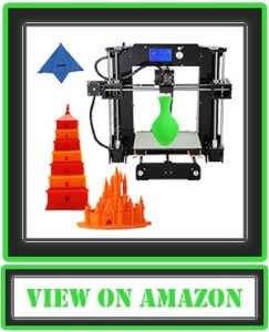 Anet A6 Desktop 3D Printer