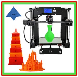 Top Rated Best Anet 3D Printer 2019 Review