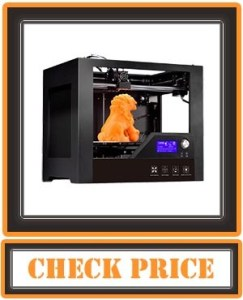 JGAURORA 3D Printer Desktop FDM 3D Printers Metal Frame Professional High-Resolution Stable Working 3D Printing