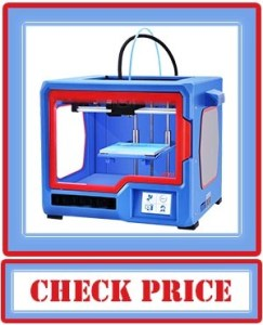 QIDI TECHNOLOGY X-one2 Single Extruder 3D Printer