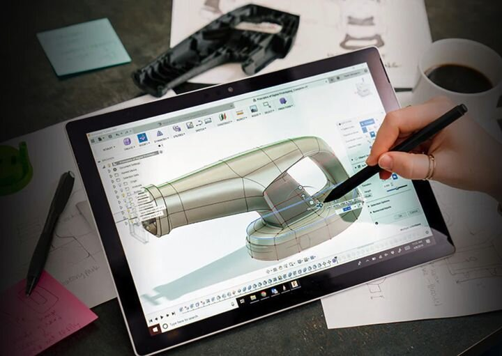 Autodesk Fusion 360 is free for a short while [Source: Autodesk]