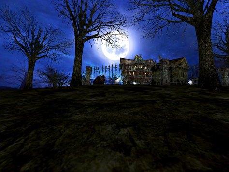 Dark Forest Mansion