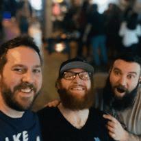 The Three Beards