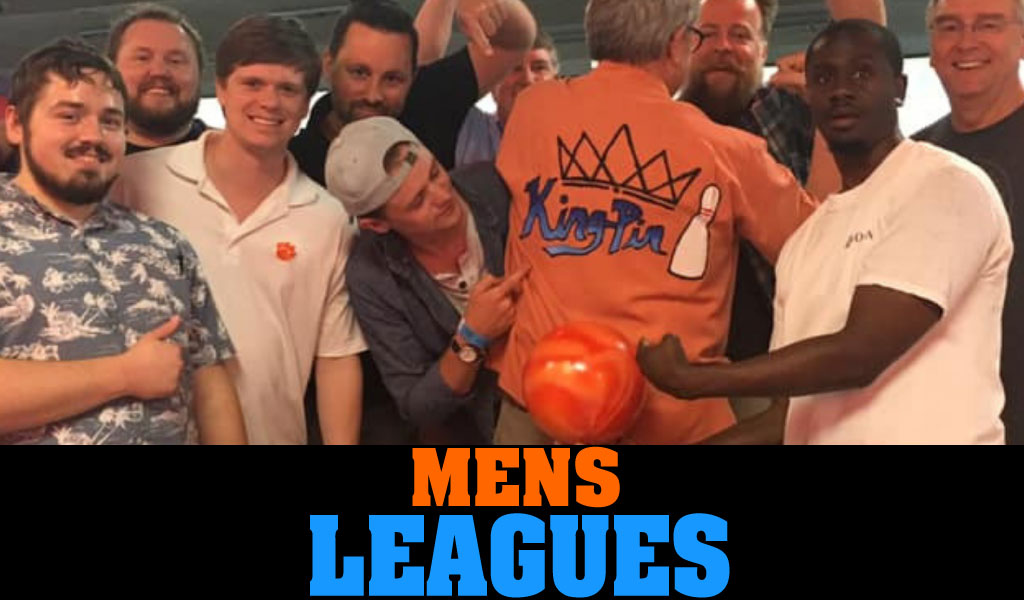 3D Mens Leagues