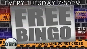 Bingo at 3D Sideouts