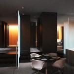 Proyectos infografía 3D: Restaurante