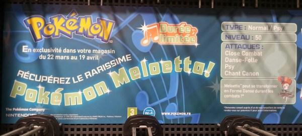 pokémon Meloetto