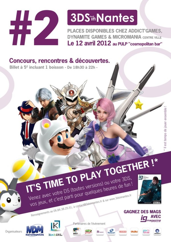 3DS in Nantes #2