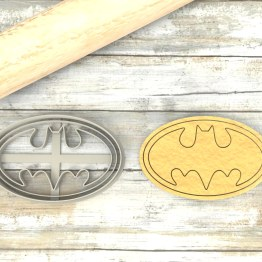 BATMAN Formina taglierina per biscotti | BATMAN Cookie Cutter