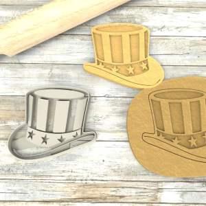 Cappello America formina biscotti taglierina biscotti Cookie Cutter