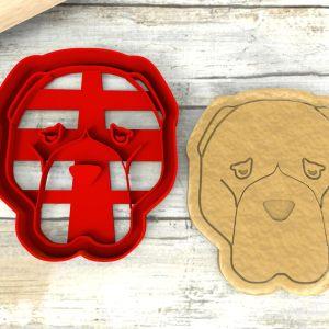 Alabai Cookie cutter
