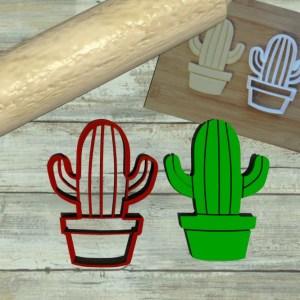 Cactus formina per biscotti