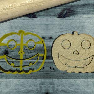 Zucca Halloween Pumpkin cookie cutter