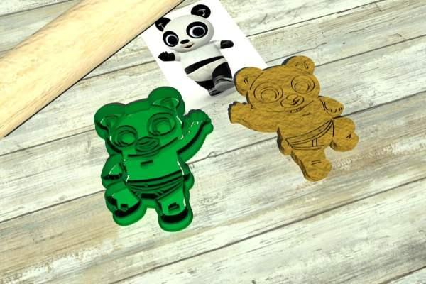 Pando Bing cookie cutters