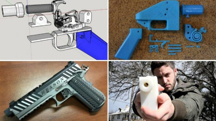 Just How Dangerous Are 3D Printed Guns?