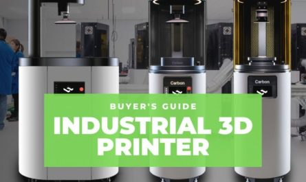 best industrial 3d printer buyer's guide cover