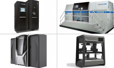 metal 3d printer printing