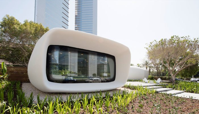 additive manufacturing office of the future dubai