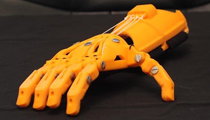 3d printed prosthetics cyborg beast