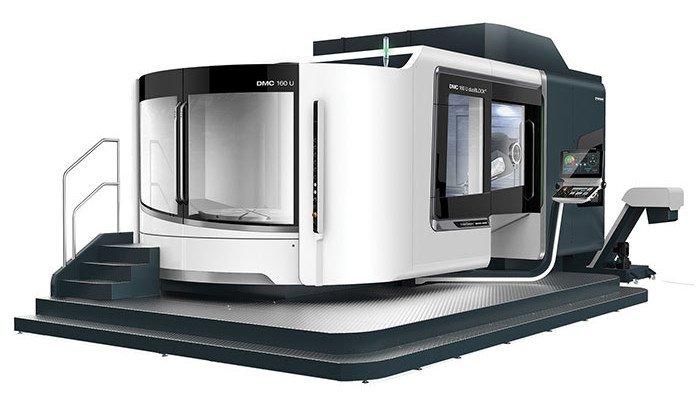 dmg mori metal 3d printer