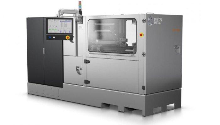 digital metal metal 3d printer