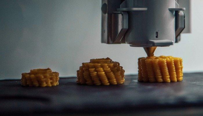 food 3d printing process