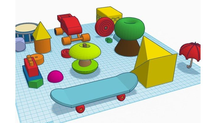 tinkercad free 3d software