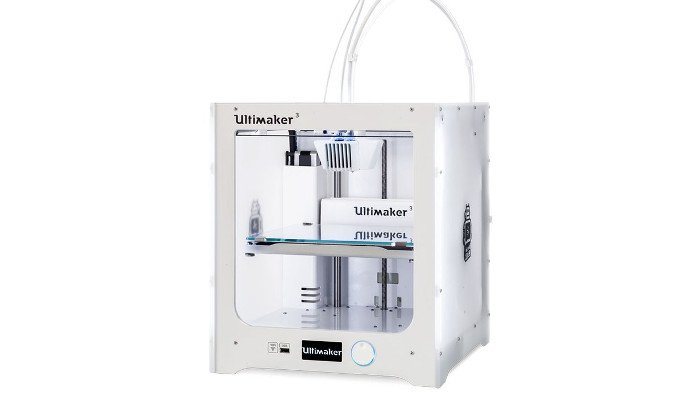 history of 3d printing ultimaker 3