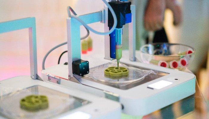 byflow focus food 3d printer