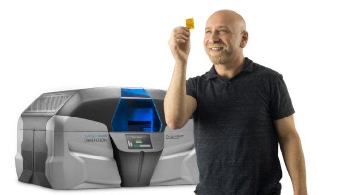 nano dimension circuit board 3d printer